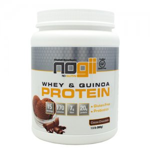 NoGii Whey & Quinoa Protein 15 Servings
