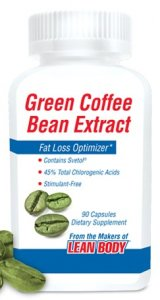 Labrada Nutrition Green Coffee Bean Extract 60 Capsules