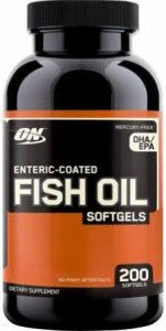 Optimum Nutrition Enteric-Coated Fish Oil
