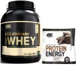 100% Gold Standard Natural Whey + FREE Protein Energy Trial