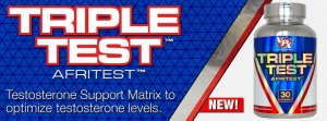 VPX Sports Triple Test 90 Capsules