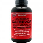 MuscleMeds Carnivor Beef Amino 300 Tablets