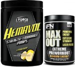 I Force Nutrition Hemavol + Free Max Out 10 Servings