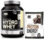 Platinum HydroWhey + FREE Protein Energy 3 Servings