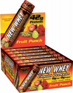 New Whey Liquid Protein - 42g (12 Pack)